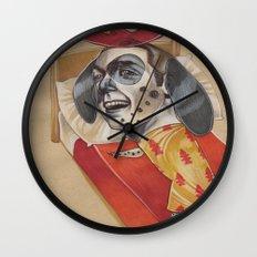 FIRE MARSHALL Wall Clock