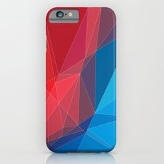Old triangles iPhone 6 Slim Case