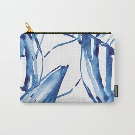 Withered blue Carry-All Pouch