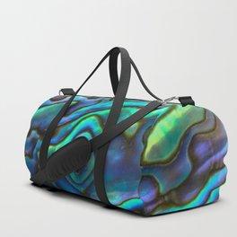 Blue Abalone Duffle Bag