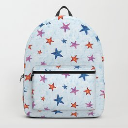 Starfishes Backpack