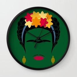 Frida Minimalista Wall Clock