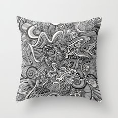 Funnel Me Throw Pillow