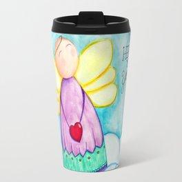 February Angel - My Heart is Yours Travel Mug