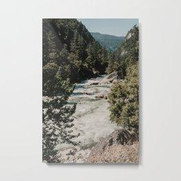 Yosemite NP California | Fine Art Travel Photography Metal Print