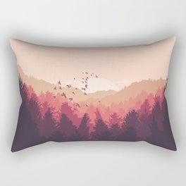 Autumn Colors Rectangular Pillow