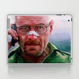 I Won - Walter White - Breaking Bad Laptop & iPad Skin