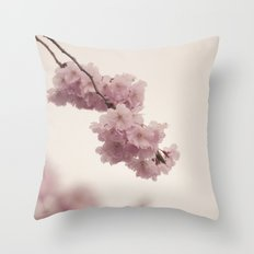 FOREVER SPRING Throw Pillow
