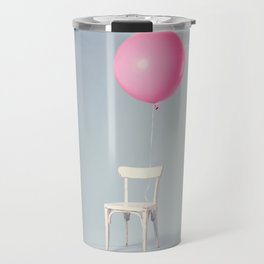 Big pink balloon Travel Mug