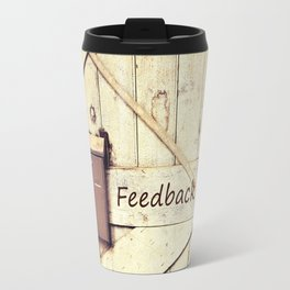 Feedback Travel Mug