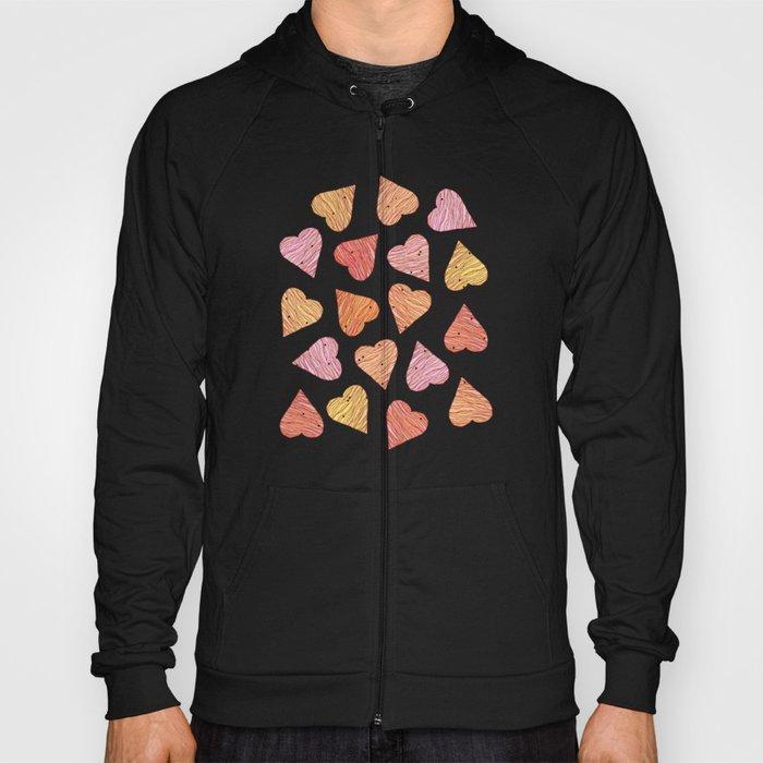 Love, hearts, cookies! Hoody