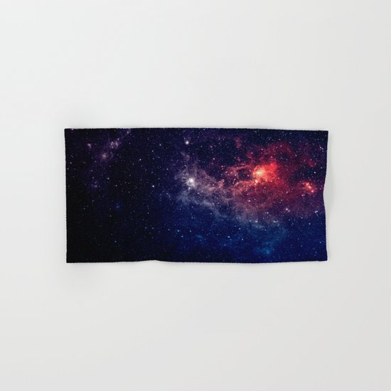 Fire in the Sky Hand & Bath Towel