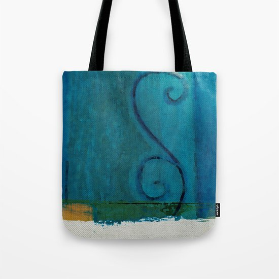 Listen Mcferrin Tote Bag