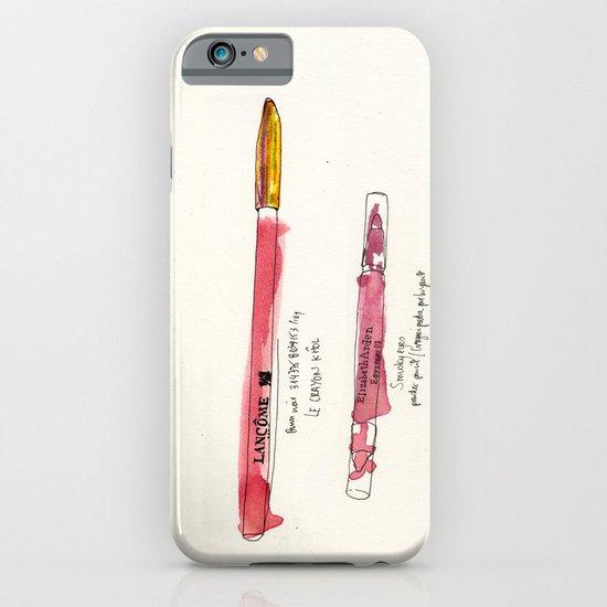 Le Crayôn iPhone & iPod Case