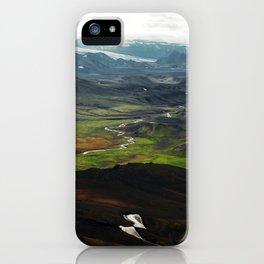 þórsmörk I iPhone Case