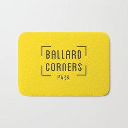 Ballard Corners Park Bath Mat