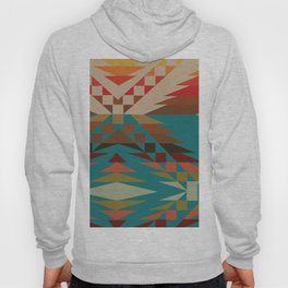American Native Pattern No. 81 Hoody