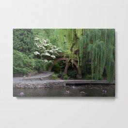 Fauna Silvestre Metal Print