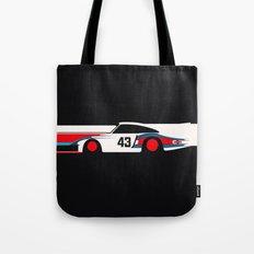 Moby Dick - Vintage Porsche 935/70 Le Mans Race Car Tote Bag