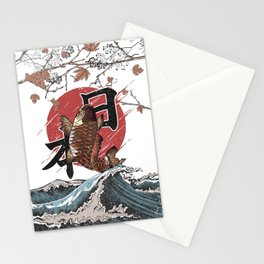 Koi Japan Stationery Cards