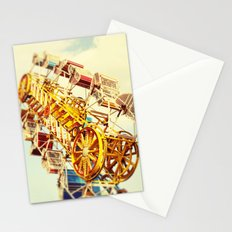 Vintage Carnival Stationery Cards