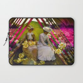 Summer Lotus Laptop Sleeve
