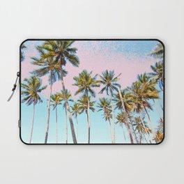 Coconut Palms #society6 #decor #buyart Laptop Sleeve