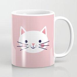 Friendly Cat Coffee Mug