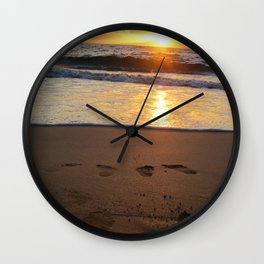Maui Sunset, Hawaii Wall Clock