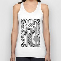 psychedelic Tank Tops featuring Psychedelic by GPM Arts