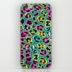 COLORS PATTEN II iPhone & iPod Skin