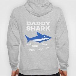 Mens Daddy Shark Doo Doo Doo T-shirt - Matching Family Shirt Hoody