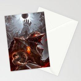 Berserk Stationery Cards
