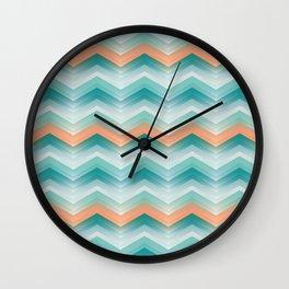 WAVY CHARLY Wall Clock