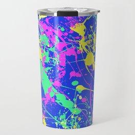 Splatter Travel Mug