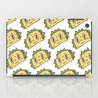 taco iPad Cases featuring Taco Buddy by Frenemy