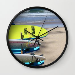 Manly Beach Wall Clock