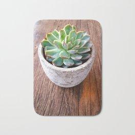 cactus phone case Bath Mat