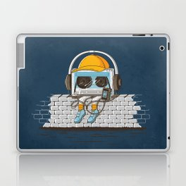 Oldschool Music Laptop & iPad Skin
