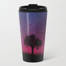 Tree Space Galaxy Cosmos Travel Mug
