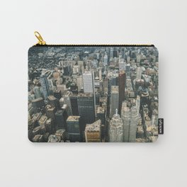 toronto aerial view Carry-All Pouch