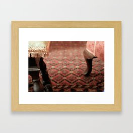 Illnacullin Interior II Framed Art Print