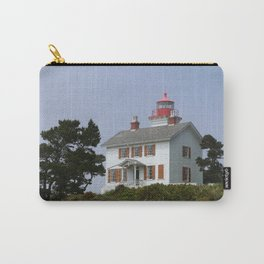 Historic Yaquina Bay Lighhouse Carry-All Pouch