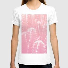 Pastel cactus love T-shirt