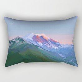Tahoma (New) Rectangular Pillow