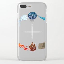 A:TLA - Balance Clear iPhone Case
