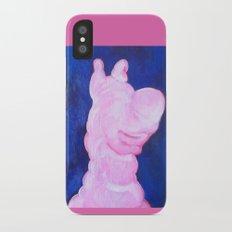 Ruh Uh  iPhone X Slim Case