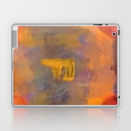 Hot Love on Fire Laptop & iPad Skin