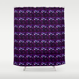 The Reflectors Shower Curtain
