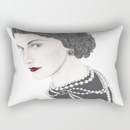 Coco illustration Rectangular Pillow